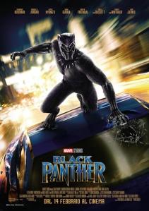 Black Panther locandina