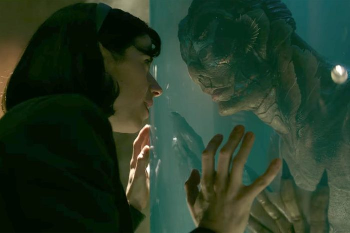 la forma dell'acqua frasi sally hawkins doug jones