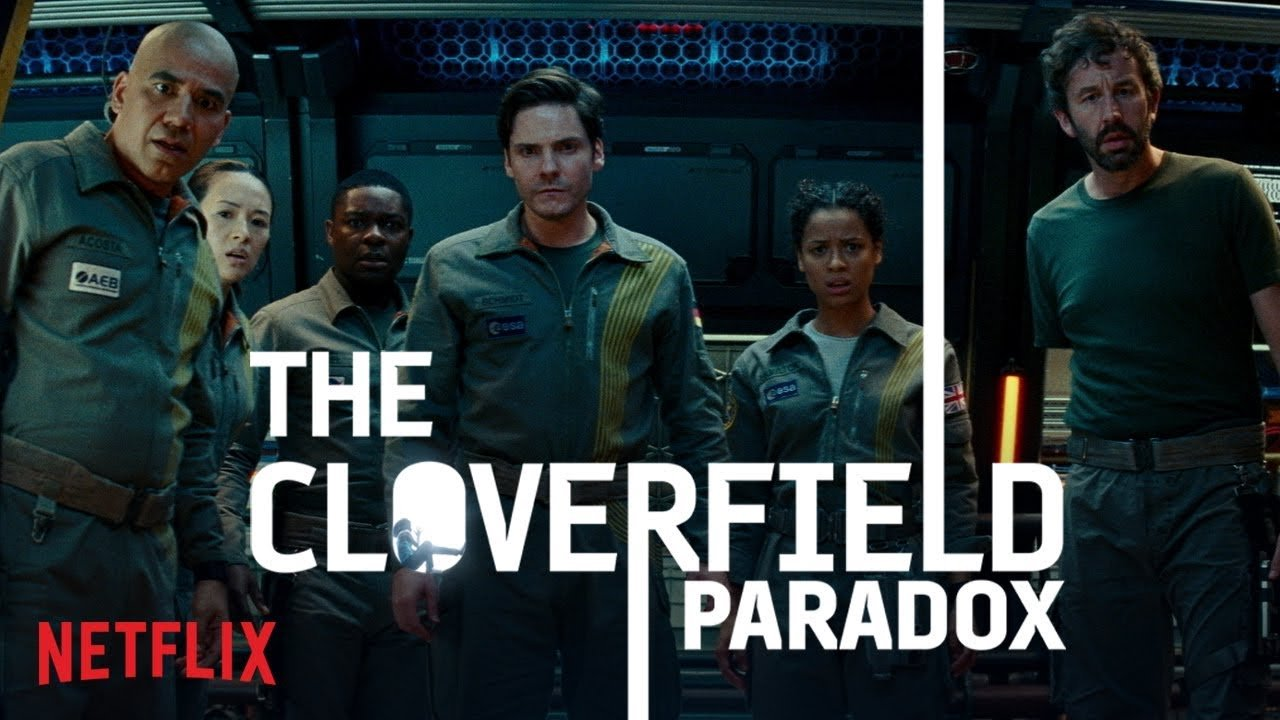 The Cloverfield Paradox 1