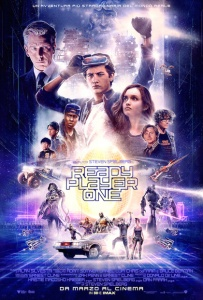 ready player one locandina