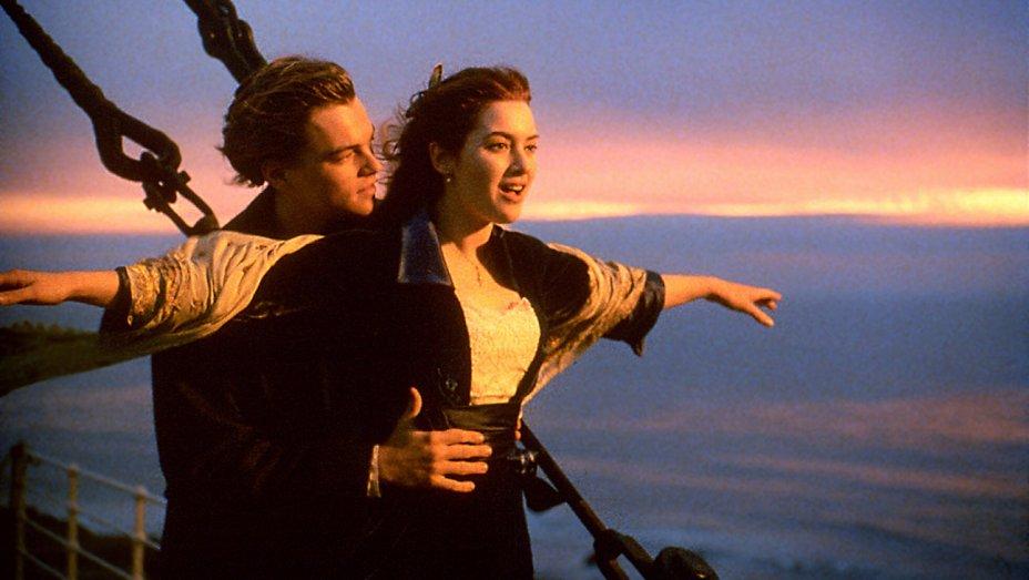 titanic dicaprio winslet