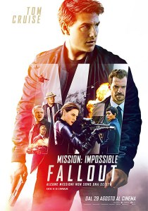 mission impossible fallout locandina