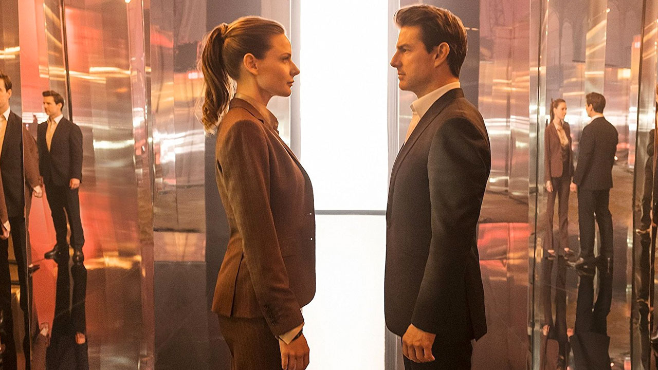 rebecca e tom Mission- Impossible - Fallout
