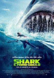 shark il primo squalo locandina