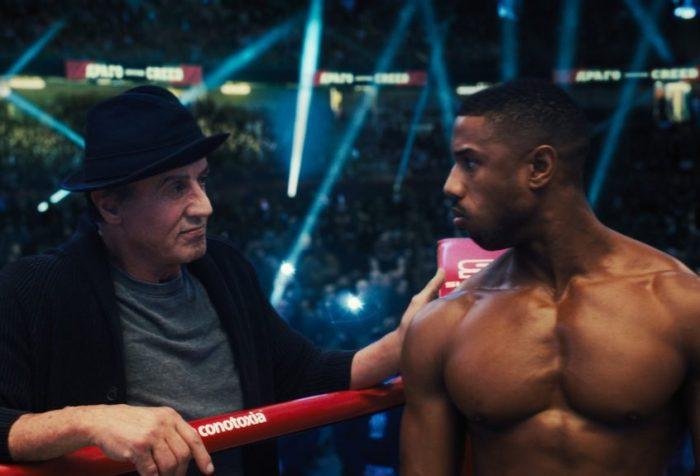 Creed II Stallone Rocky Balboa Michael B. Jordan Adonis Creed