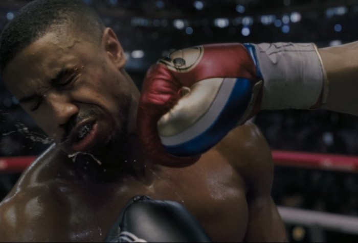 Creed 2 Michael B. Jordan pugno
