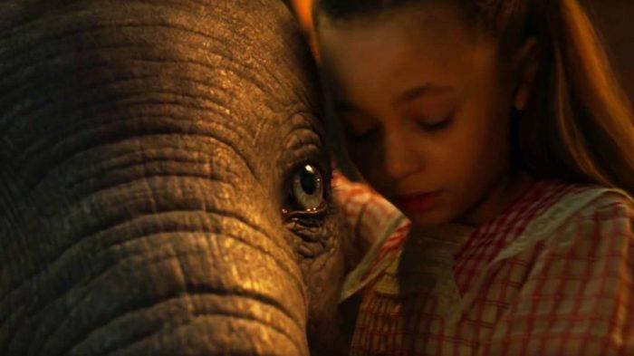 Dumbo Tim Burton Cinema Frasi