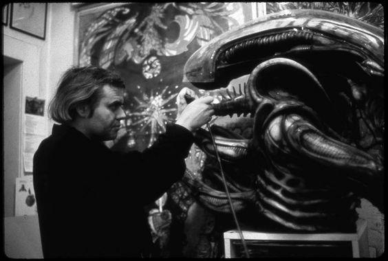 H. R. Giger Alien
