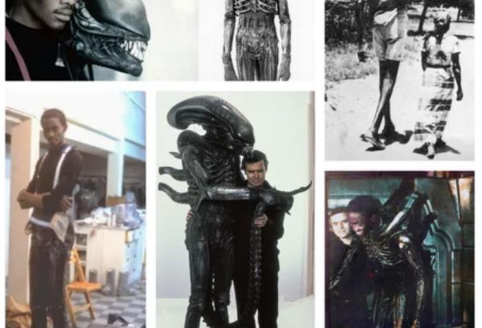 Bolaji Badejo Alien