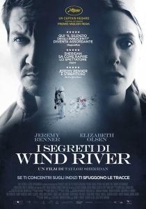 I segreti di Wind River locandina