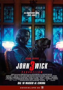 john wick 3 locandina