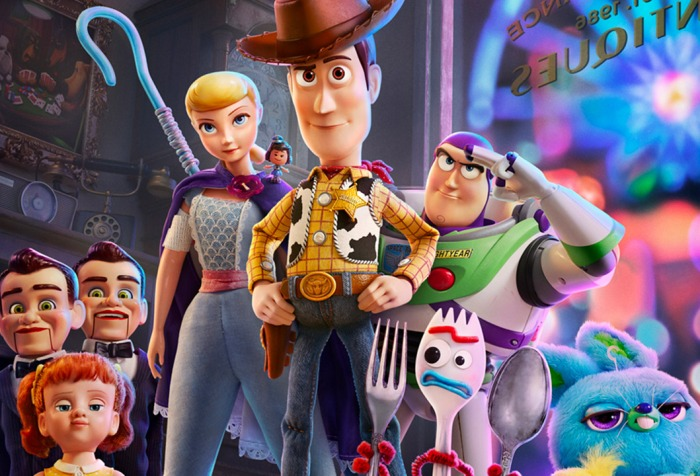 toy story 4 pixar woody buzz