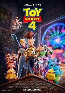 toy story 4 locandina poster