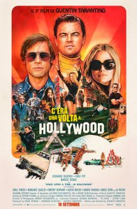 C'era una volta a.. Hollywood locandina poster