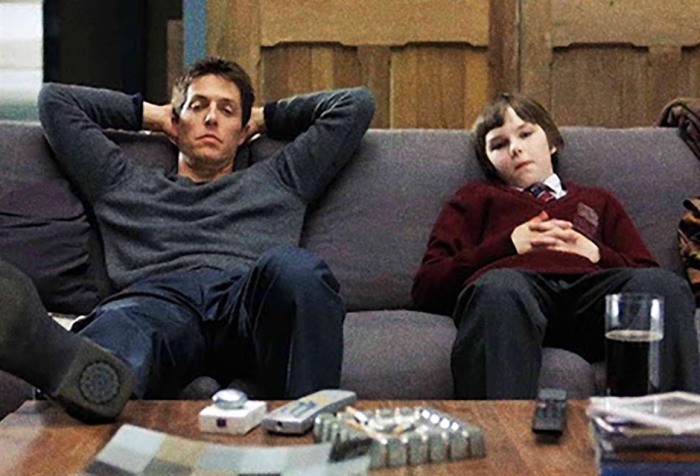 About a Boy - Un ragazzo film