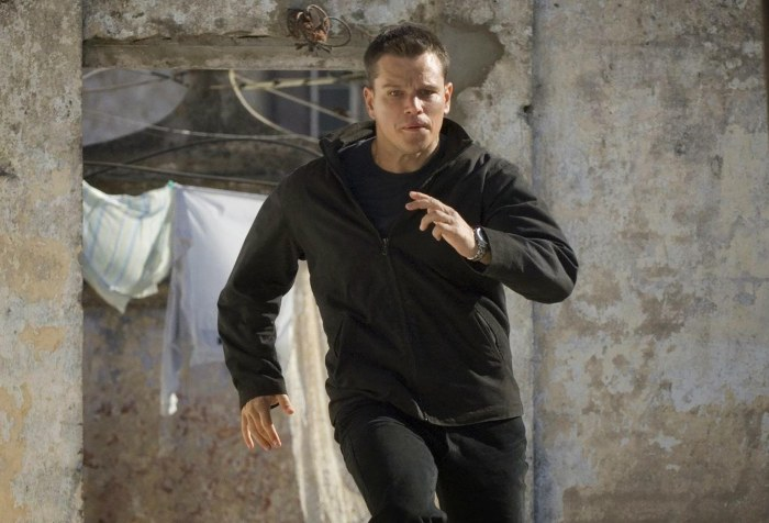 the bourne ultimatum film